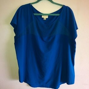 Gorgeous Blue Top -Brand New